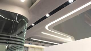 Zaha Hadid Sensuous Worlds Campus WU LC