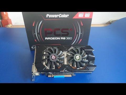 PLAY倉庫錄製 絕地求生測試影片 POWERCOLOR R9 380 4G解析度1080 效能高 FPS差不多50左右