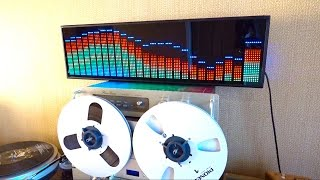 The Giant ready-made LED Music Visualiser