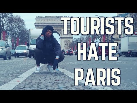 HOW TO NOT HATE PARIS 🇫🇷