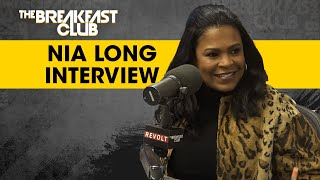 Download Nia Long Talks Producing, Motherhood, New Film 'The Banker' + More Mp3 and Videos