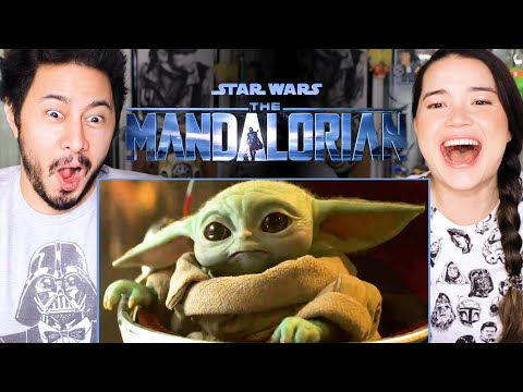 THE MANDALORIAN | Season 2 Official Trailer | Disney+ | Reaction | Jaby Koay & Achara