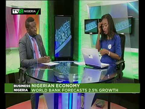Business Nigeria |  Nigeria: Robert Omotunde speaks on World Bank's projection