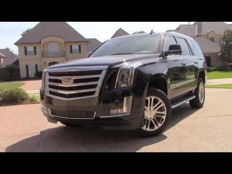 2019 Cadillac Escalade Full Review Start up And test Drive