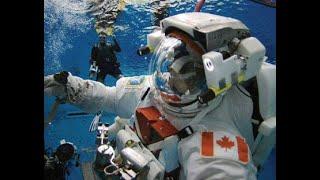 Dave Williams   Astronaut and Aquanaut