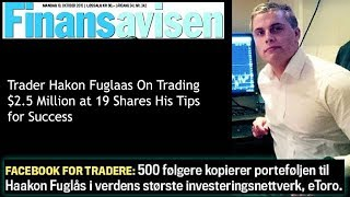 How To Trade Forex 19 Year traders Story of  trading 2.5 Million & Making 100% Annual Profits