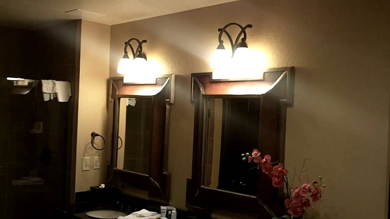 Wyndham Bonnet Creek 3 Bedroom Presidential Suite Youtube