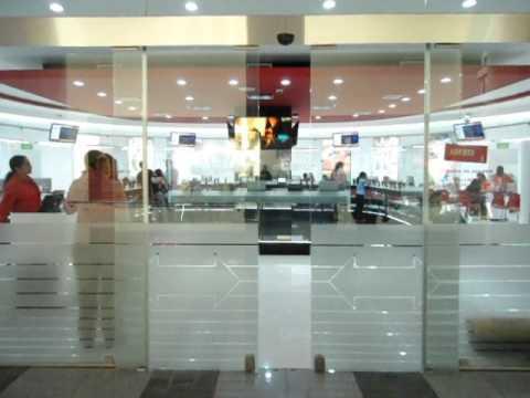 Puerta autom tica claro multiplaza vidrio templado de for Puerta corredera automatica vidrio