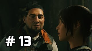 Shadow of the Tomb Raider Walkthrough Part 13