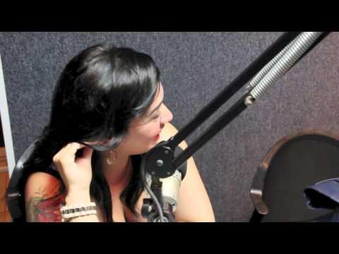 Carla MORRISON Entrevista Voltaje 3-Panama (Carla LLora)