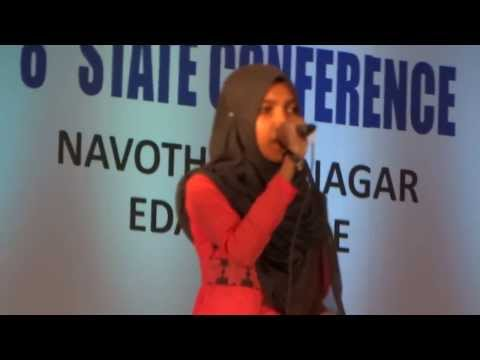 SUPER SONG FROM MUJAHID STATE CONFERENCE @ NAVOTHANA NAGAR, KOTTAKKAL