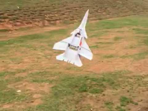 SU37 Vertical take-off