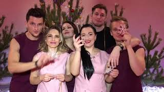 Хор Михаила Бублика - Поздравление с Новым 2018 годом!