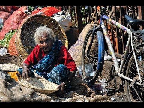 Internal view on Indian poverty by hope ngo