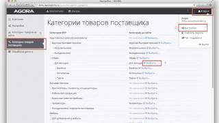Agora B2B CMS Краткий обзор