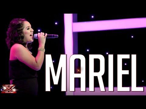 ¡Mariel canta con todas sus energías! | Galas en Vivo | Factor X Bolivia 2018