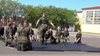 Pokaz Walki Wręcz w CS SP Koszalin 10.06.2015