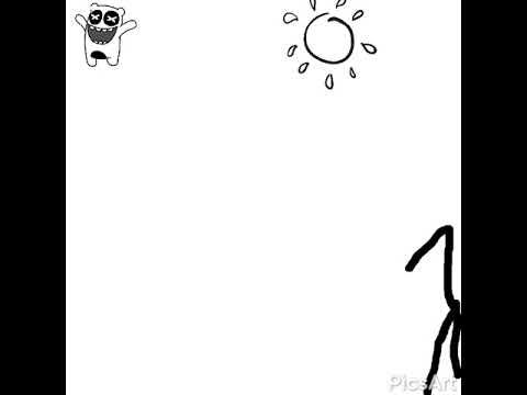 Cartoon short: black Friday