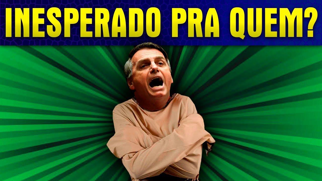 DATAF0LHA: REVELADO O SEGREDO DE B0LSONARO