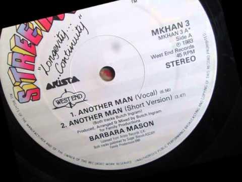 Barbara Mason  - Another man. 1983 (12