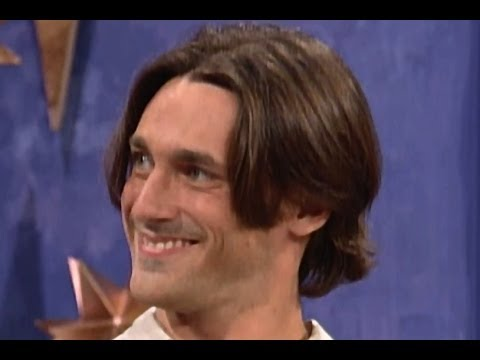 "25 Yr. Old Jon Hamm on ""The Big Date"" Game Show (1996)"