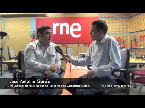 José Antonio García, 'Esto me suena. Las tardes de Ciudadano Garcia'. 3-4-2014