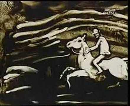 Vivaldi Four Seasons Summer Sand Animation film Ferenc Cakó