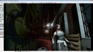 Resident Evil 3 -fan proj- orig RE3 animation test...