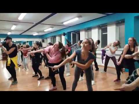 DANCE ACADEMY- ΣΕΜΙΝΑΡΙΟ JAZZ FUNK 10-11-2017
