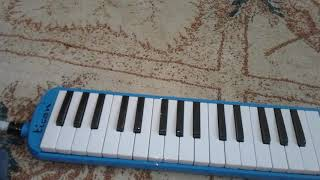 hayat bayram olsa melodika notaları  1