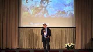 Una vida no fragmentada | Juan Gutiérrez Cuadrado | TEDxMarszałkowska