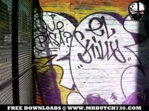 """COLO CHK Colo Colo Chk """"CRAZY HISPANIC KIDS"""" Youtube Graffiti Bombing #19"""