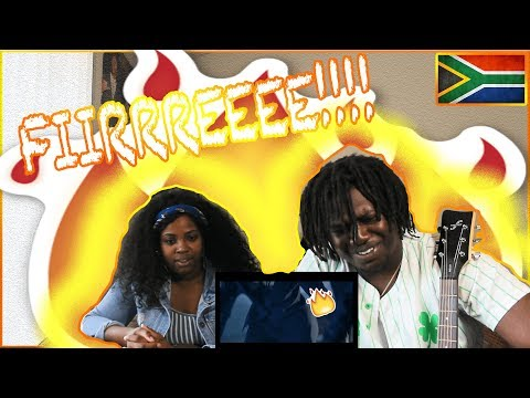 NADIA NAKAI & FRANK CASINO - MONEY CALLING || Americans React To African Music *SA*