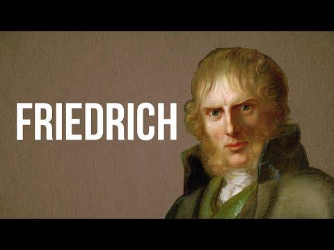 ART/ARCHITECTURE - Caspar David Friedrich