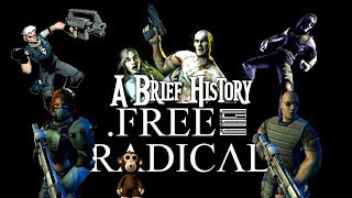 A Brief History Of Free Radical Design