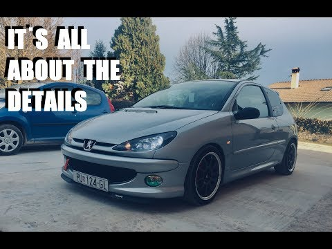 HOW TO INSTALL side indicators PEUGEOT 206