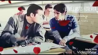 Стайлз & Лидия (Stiles & Lydia) -сериал Волчонок (Teen Wolf)