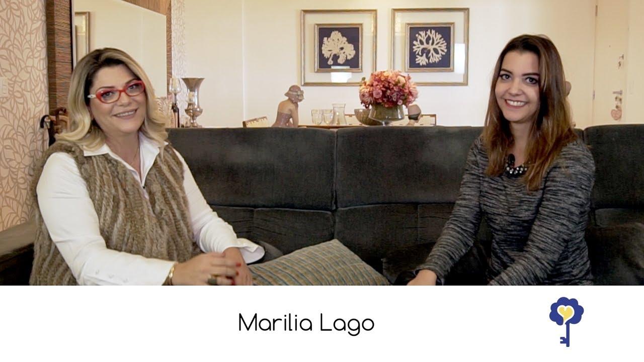 Empreendedorismo e histórias de vida - Marília Lago