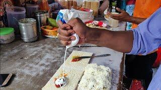 FANCY SANDWICH || MAKER OF BAHUBALI || INDIAN STREET FOOD || @ RS. 200/-