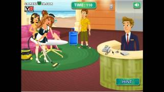 Naughty Funny Hotel Game - Y8.com  Best Funny Online Games by Pakang