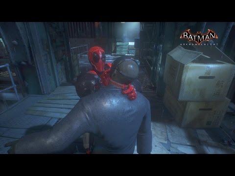 Batman: Arkham Knight - Deadpool Mod