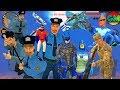 Miami Crime Police | Robot Shark | Energy Joe | Vegas Crime Simulator | Real Gangster Crime