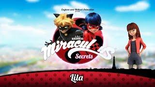 MIRACULOUS SECRETS | 🐞 LILA 🐞 | Tales of Ladybug and Cat Noir