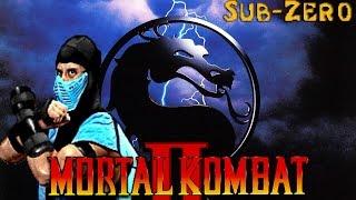 Mortal Kombat 2 - Arcade Playthrough - Sub-Zero (60 FPS) thumbnail