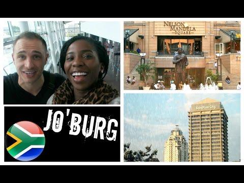 BACK IN AFRICA - SOUTH AFRICA TRAVEL VLOG #1 | AdannaDavid