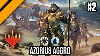 MTG Arena - Bo3 Standard - Azorious Aggro P2