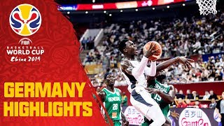 Germany | Top Plays & Highlights | FIBA Basketball World Cup 2019