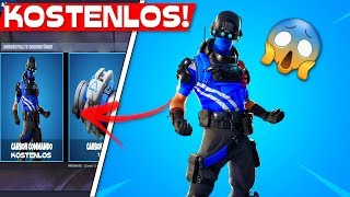 'NEW' GET FREE SKIN?! Fortnite PS Plus Pack 5