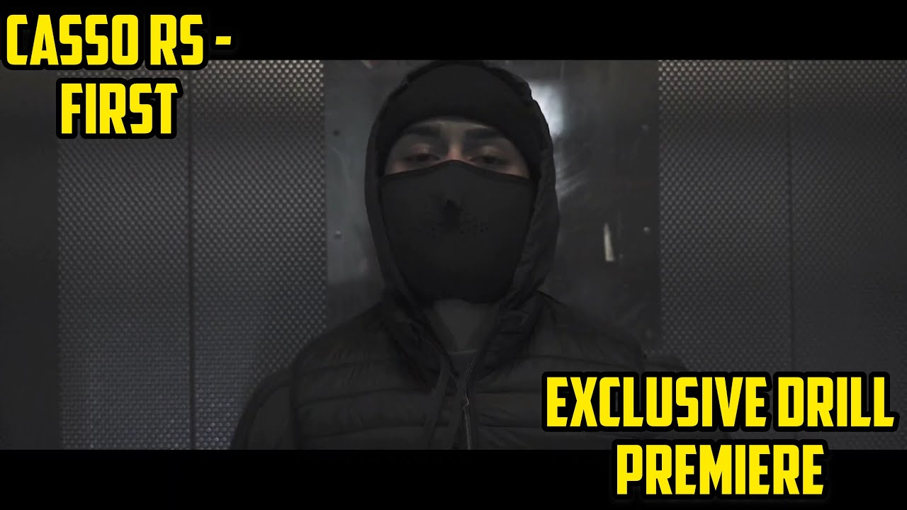 Download Casso RS - First [Music Video] | @ExclusiveDrill