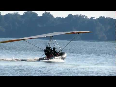 Ultralight and Inflatable Dinghy